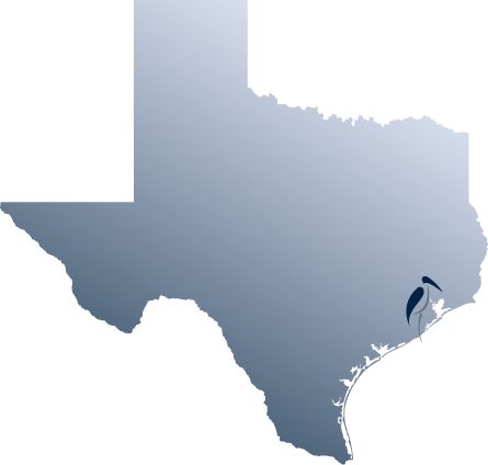 Marabou Texas map